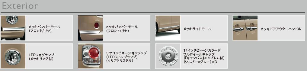 メイクアップ専用装備2