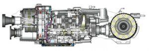 GR6型デュアルクラッチトランスミッション
