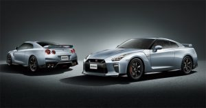 GT-R Track edition engineered by nismo
