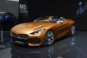 The BMW Concept Z4
