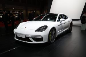 The new Panamera Turbo S E-Hybrid