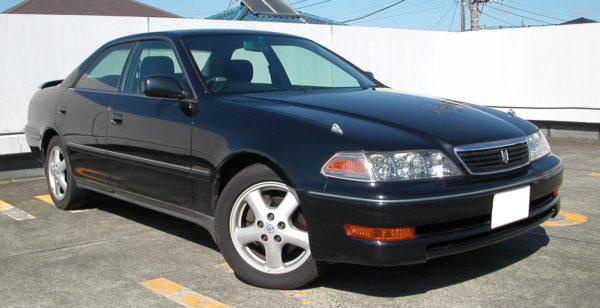 JZX100_Toyota_Mark_II