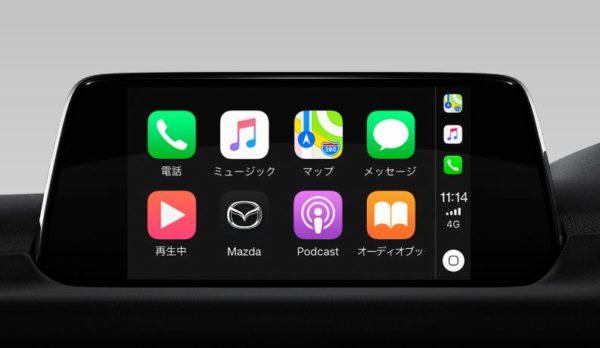 マツダコネクトアプリ