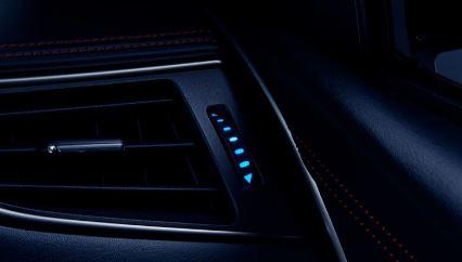 ブルー内装ライト