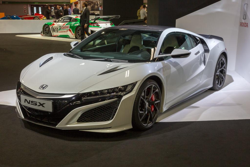 Honda, Paris Motor Show 2018