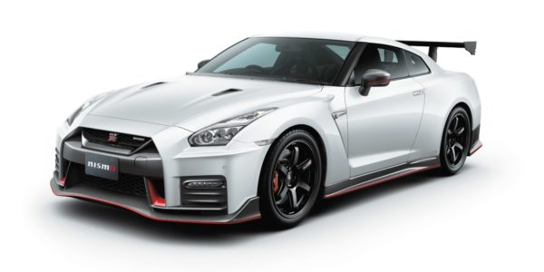 GT-R NISMO Nismo N Attack Package A kit装着車