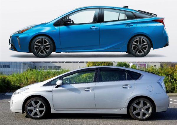 プリウス30系と50系はこんなに違う 実燃費など比較してわかった進化の ...