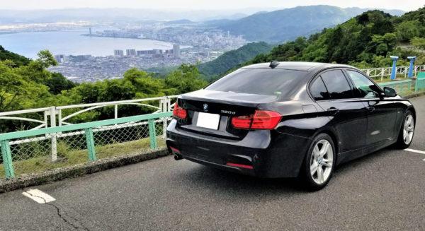 比叡山ドライブウェイからの展望