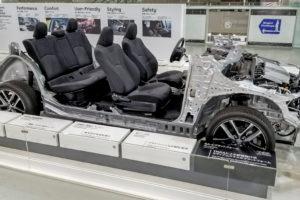 TNGAの展示モデル